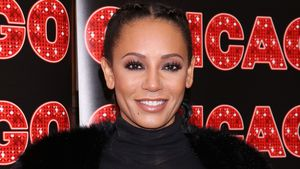 "Mel B. auf der Premiere des Musicals ""Chicago"" in New York 2016"