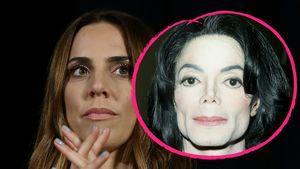 Mel C. und Michael Jackson