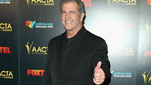 Mel Gibson bei den AACTA International Awards 2017