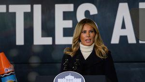 """Nach Wahlklatsche: Melania Trump will """"nur noch nach Hause"""""""