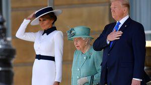 Melania Trumps Besuch bei Queen: So gedenkt sie Lady Diana