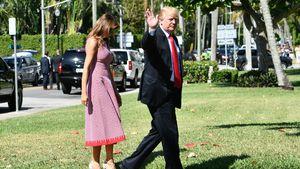 Donald & Melania Trump: Das bedeutet ihre Körpersprache!