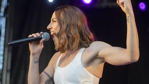 Topfit mit 47 Jahren: Hier zeigt Melanie C. ihre Muskeln!
