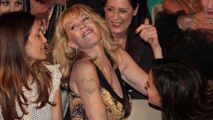 Bye-Bye Antonio: Melanie Griffith versteckt Tattoo