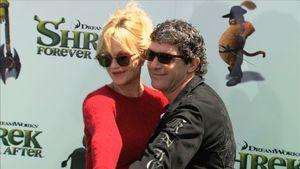 Antonio Banderas & Melanie Griffith sind (fast) geschieden!