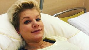 Kreißsaal-Schock: Melli Müllers Baby lag auf Intensivstation