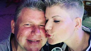 Was sagt Melanie Müllers Vater zu ihrer Promi-BB-Glatze?