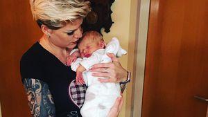 Kreisch-Alarm bei Mia Rose: DAS ist Melli Müllers Baby-Panik