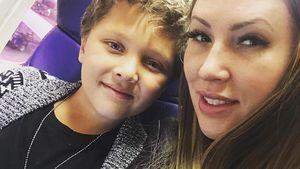 Chloes Schwangerschaft: Jeremy Meeks' Ex erfuhr es vom Sohn!