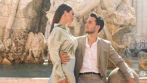 Superschick! Melissa und Leander machen Pärchenurlaub in Rom