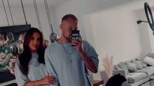 Frisch verliebt: Gerda-Ex Melvin Pelzer zeigt neue Freundin