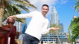 Menderes bei DSDS in Dubai