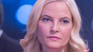 Mette Marit: Sie verteidigt Playboy-Freundin ihres Sohnes!