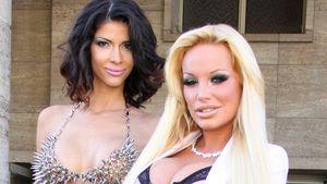 Hot! Gina-Lisa & Micaela Schäfer eröffnen Venus