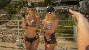 """Porno-Song: Heiße Micaela Schäfer ist die """"Partypolizei"""""""