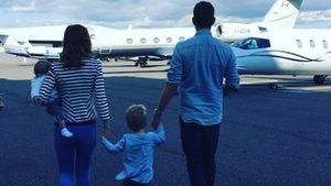 Michael Bublé und seine Familie