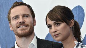Michael Fassbender & Marion: Geschwister-Liebe am Film-Set