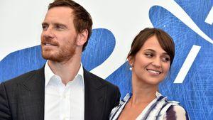 Endlich: Michael Fassbender & seine Alicia haben geheiratet!
