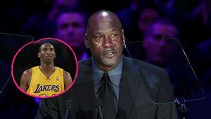 Michael Jordan enthüllt die letzten SMS vor Kobe Bryants Tod