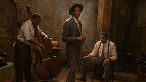 Erste Bilder von Chadwick Bosemans (†43) letzter Filmrolle!