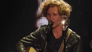 Michael Schulte war bei The Voice total aufgeregt