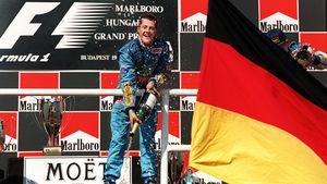 Große Liebe: Corinna dankt ihrem Ehemann Michael Schumacher