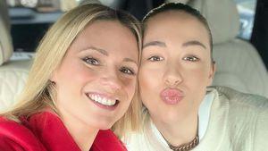 """""""Mein Mädchen"""": Michelle Hunziker teilt Selfie mit Tochter"""