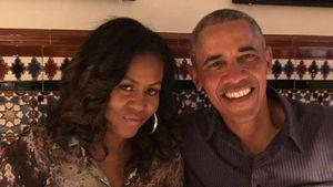 28 Jahre: Michelle und Barack Obama feiern Hochzeitstag!
