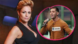 DSDS-Jurymitglied Michelle und Kandidat Diego