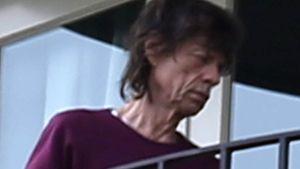 Total am Ende! Zerfrisst die Trauer Mick Jagger?