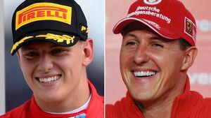 """""""Mein Idol"""": So rührend spricht Mick Schumacher über Michael"""