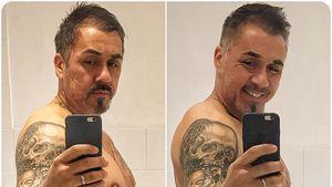4,2 Kilo in drei Wochen: Mike Leon Grosch speckt richtig ab!