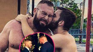 Rührend: Wrestler Mike Parrow hat seinen Freund geheiratet!