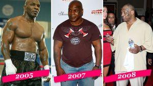 Mike Tyson rank und schlank - Tanzerei sei Dank