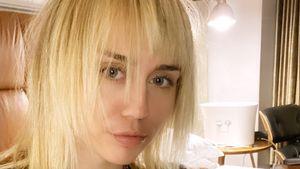 Vokuhila-Alarm: Miley Cyrus überrascht mit neuer Frisur