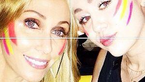 Süß: So feiert Miley Cyrus Mamas Geburtstag