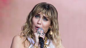 Unter Schock: Flugzeug von Miley Cyrus wäre fast abgestürzt