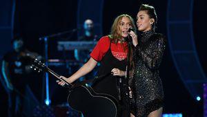 Nun spricht Cyrus-Schwester Brandi über Miley-Liam-Trennung