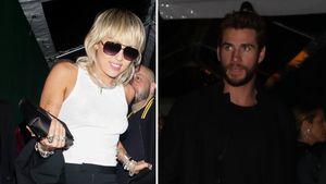 Unangenehm? Miley und Ex Liam auf derselben Pre-Oscar-Party!