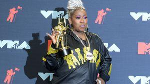Fans müssen helfen: Missy Elliott verliert Kette bei VMAs!