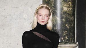 Fashion Week: Emilio Pucci ist spießig, aber sexy