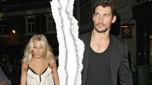 David Gandy und Mollie King