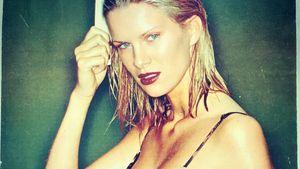 Monica Ivancan vor 20 Jahren