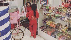 """Moroccan Cannon, Sohn von Mariah Carey im hauseigenen """"Candy-Shop"""""""