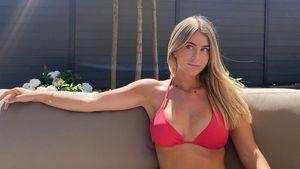 YouTuberin Mrs. Bella flasht ihre Fans mit heißem Bikini-Pic