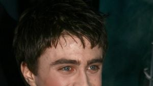 Daniel Radcliffe und Co. tragen Make-up