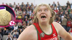 Doping! Wurst-Olympionikin muss Gold abgeben