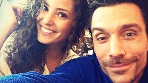 Nadine Menz und Philipp Christopher, Serien-Stars