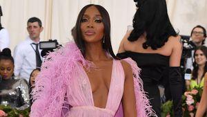 Topfit mit 50: So ernährt sich Model-Ikone Naomi Campbell!