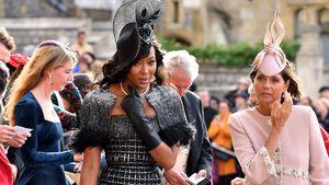 Olivia Wilde & Naomi Campbell geben (Farb-)Ton an
